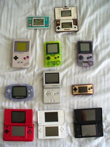 Top 5: Nintendo Handhelds | Five Dollar Gamer